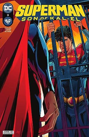 Superman: Son of Kal-El (2021-) #3