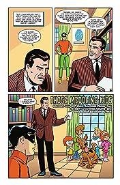 The Batman & Scooby-Doo Mysteries (2021-) #6