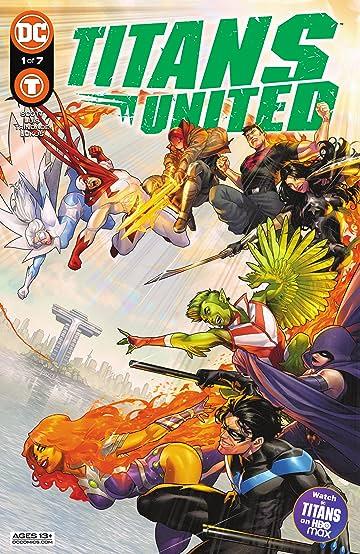 Titans United (2021-) #1