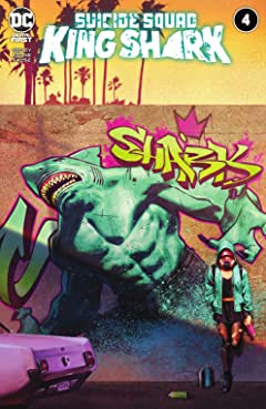 Suicide Squad: King Shark (2021-) #4