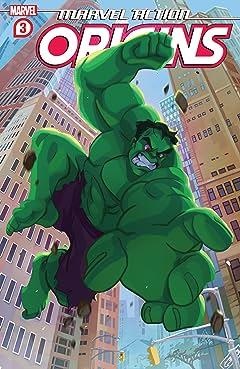 Marvel Action Origins (2021-) #3 (of 5)