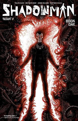 Shadowman (2021) Vol. 1: Book 1