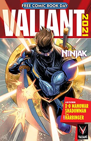 Free Comic Book Day: Valiant 2021 FCBD Special