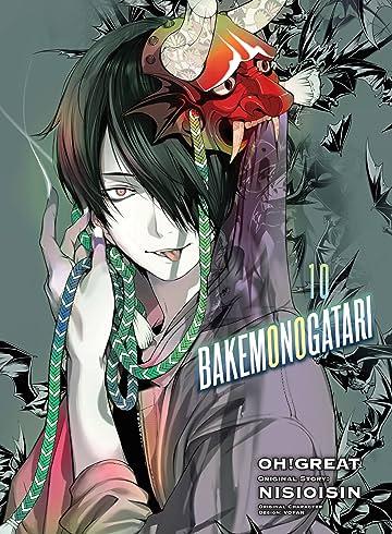 BAKEMONOGATARI Vol. 10