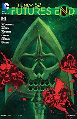 The New 52: Futures End #2