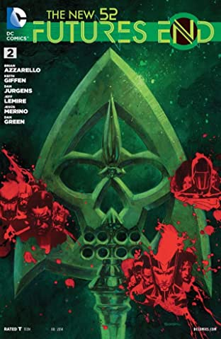 The New 52: Futures End No.2