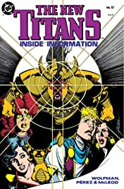 The New Titans (1984-1996) #57