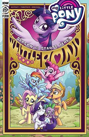 My Little Pony: Friendship is Magic FCBD 2020