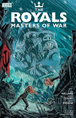 The Royals: Masters of War (2014) #4 (of 6)