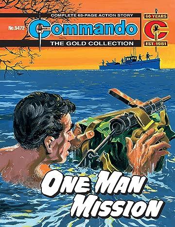 Commando #5472: One Man Mission