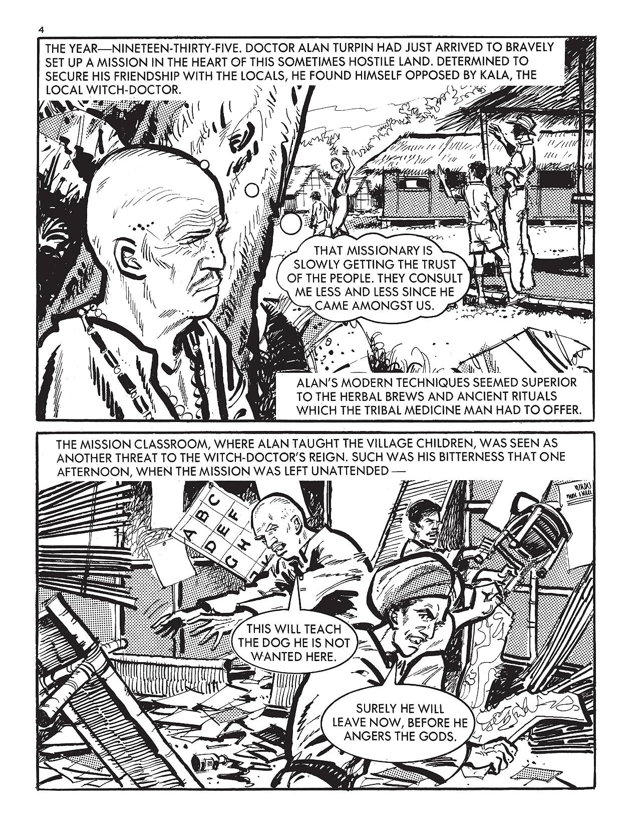 Commando #5474: The Warbirds