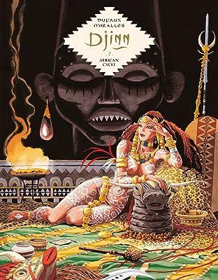 Djinn Omnibus Vol. 2: African Cycle