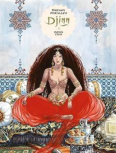 Djinn Tome 3: Indian Cycle