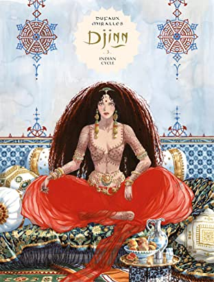 Djinn Omnibus Vol. 3: Indian Cycle