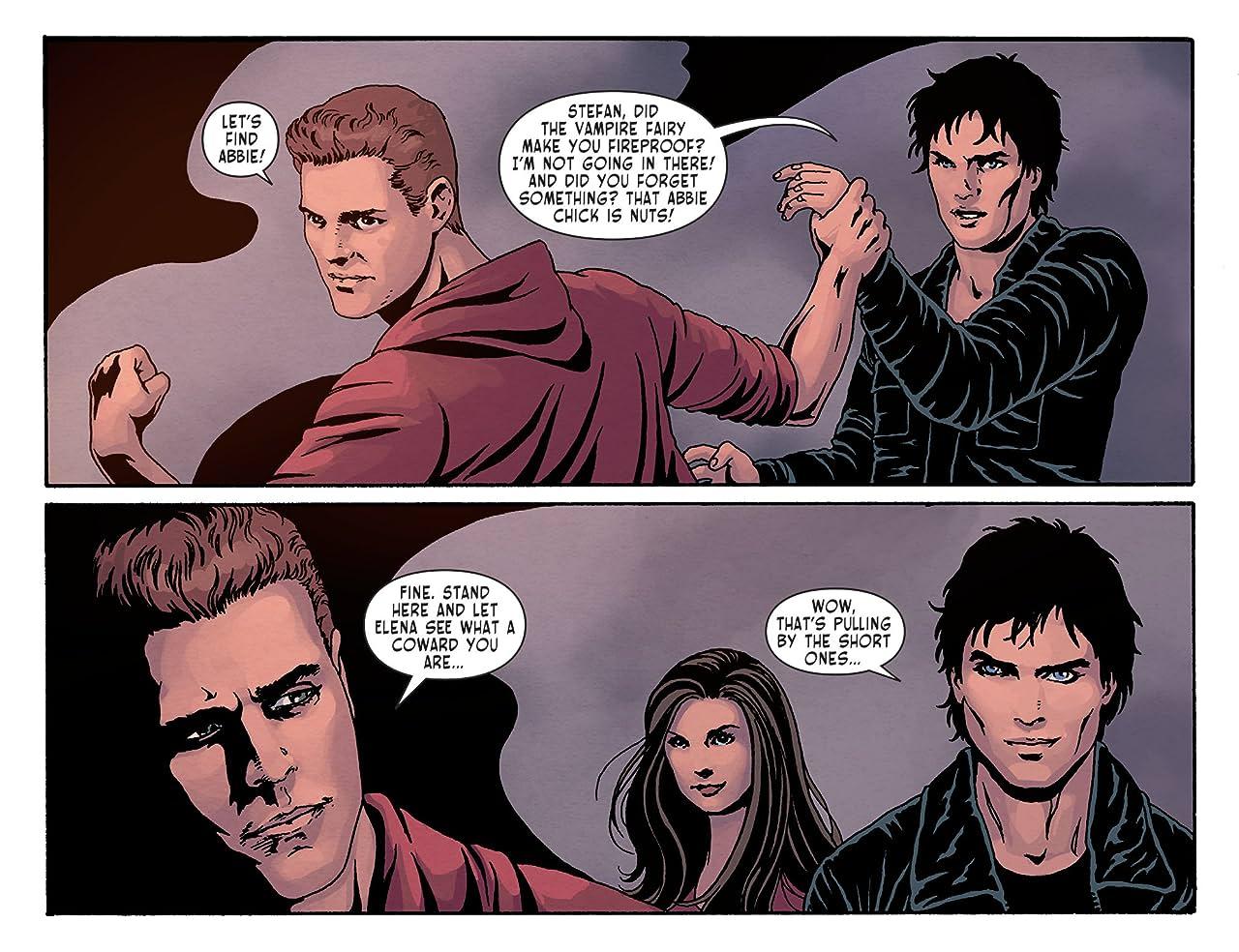 The Vampire Diaries #25