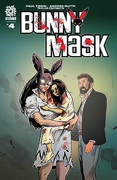 Bunny Mask No.4