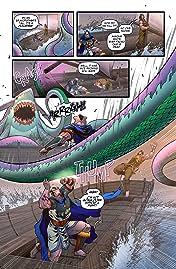 Battlecats Vol. 3 No.3