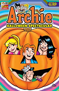 Archie Halloween Spectacular (2021) No.1