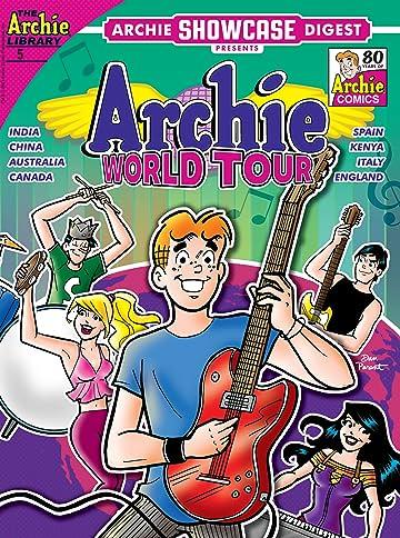 Archie Showcase Digest #5: World Tour