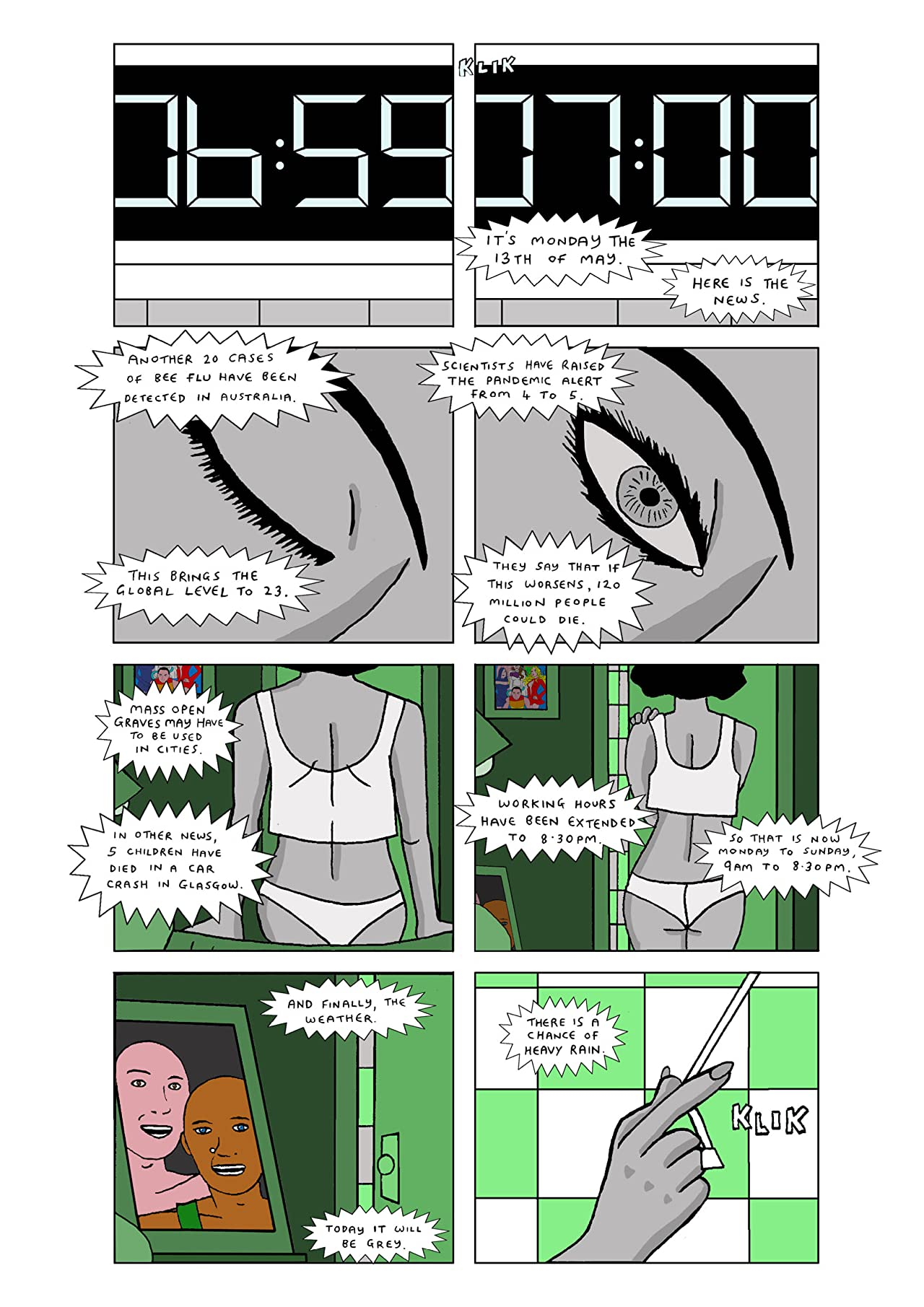 Spandex #3
