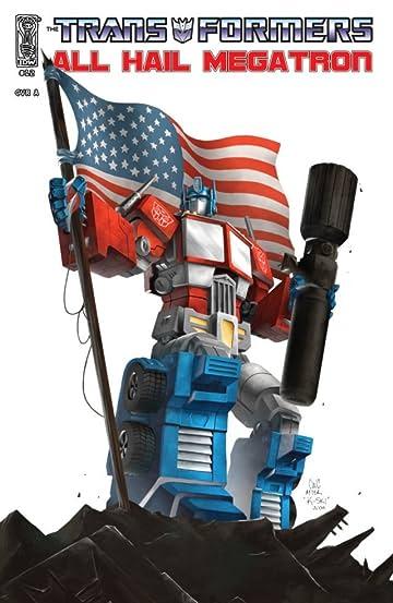 Transformers: All Hail Megatron #12