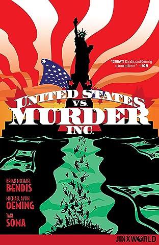 United States vs. Murder, Inc. (2018-2019) Vol. 1