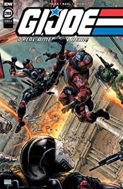 G.I. Joe: A Real American Hero #288