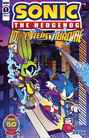 Sonic the Hedgehog: Imposter Syndrome #1