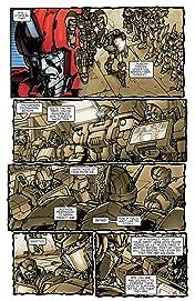 Transformers: All Hail Megatron #13