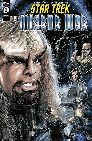 Star Trek: The Mirror War #2 (of 8)