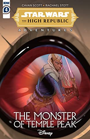 Star Wars: The High Republic Adventures—The Monster of Temple Peak #4 (of 4)