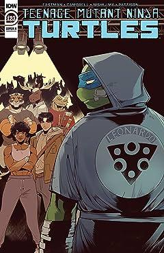 Teenage Mutant Ninja Turtles #123