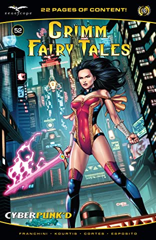 Grimm Fairy Tales #52
