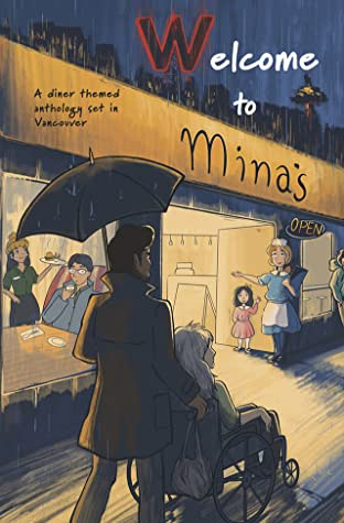 Welcome to Mina's Vol. 1: A Diner themed anthology