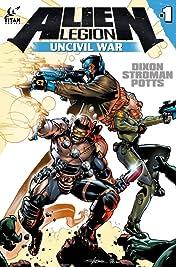 Alien Legion: Uncivil War #1