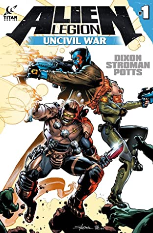 Alien Legion: Uncivil War No.1
