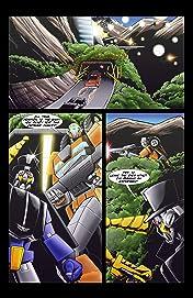 Battle of the Xybermorphs #5