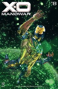 X-O Manowar (2020) #8