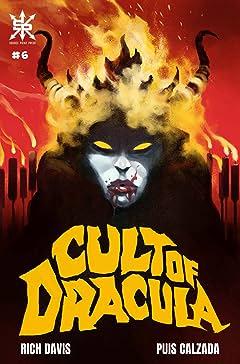Cult of Dracula No.6