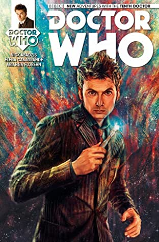 Doctor Who: The Tenth Doctor No.1