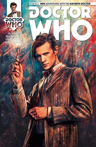 Doctor Who: The Eleventh Doctor No.1