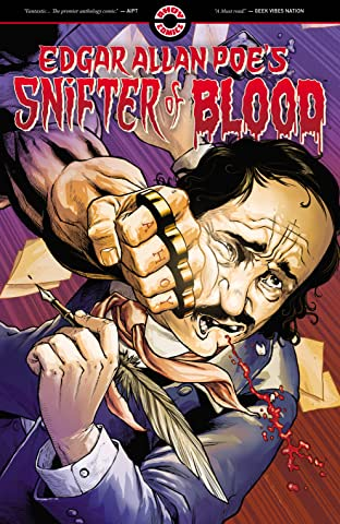 Edgar Allan Poe's Snifter of Blood Tome 1