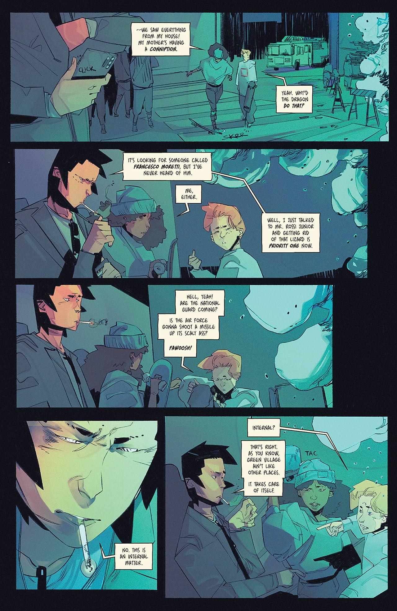 CAMPISI: The Dragon Incident #2