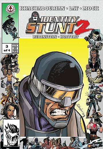 Identity Stunt Vol. 2 #3