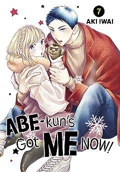 Abe-kun's Got Me Now Tome 7