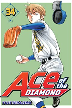 Ace of the Diamond Tome 34