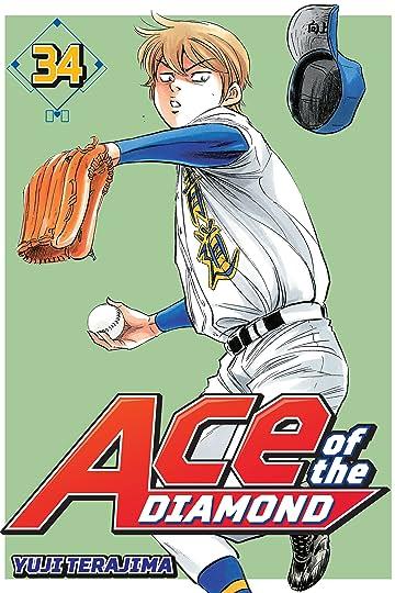 Ace of the Diamond Vol. 34