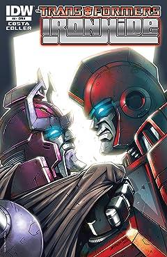 Transformers: Ironhide #4