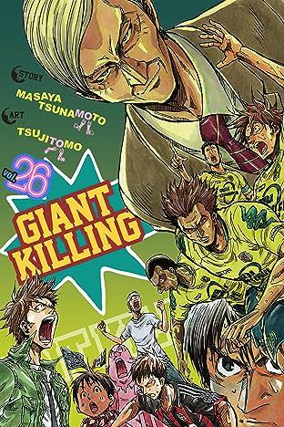 Giant Killing Tome 26