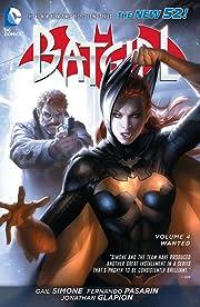 Batgirl (2011-2016) Vol. 4: Wanted
